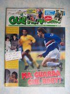 GUERIN SPORTIVO=NR.2 DEL 1990=MAXIPOSTER KLINSMANN+PROST+ENCICLOPEDIA MONDIALI - Sport