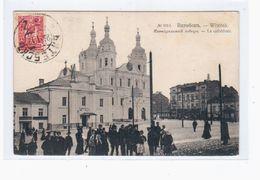 Witebsk Vitebsk Nr 1013 1912 OLD POSTCARD 2 Scans - Weißrussland