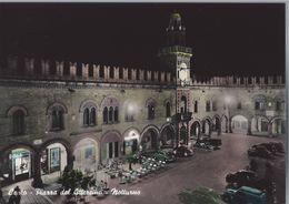 Cento - Piazza Del Guercino - Notturno - H4140 - Ferrara