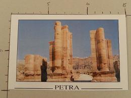 Petra - Jordan - Non Viaggiata - (3456) - Giordania