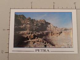 Petra - Jordan - Non Viaggiata - (3457) - Giordania