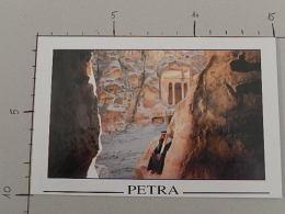 Petra - Jordan - Non Viaggiata - (3458) - Giordania