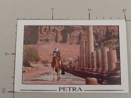 Petra - Jordan - Non Viaggiata - (3459) - Giordania