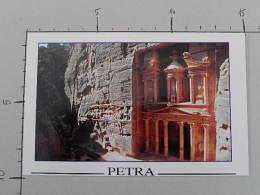 Petra - Jordan - Non Viaggiata - (3464) - Giordania