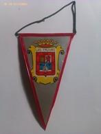 Banderín De Las Palmas. Islas Canarias. España. Años '60-'70 - Escudos En Tela