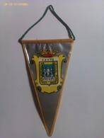 Banderín De Cádiz. Andalucía. España. Años '60-'70 - Escudos En Tela