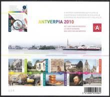 Jaar 2010 - Bl 177 - Antverpia 2010 - Ongetand/non Dentelé/unperforated - Belgique