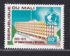 MALI N°  204 ** MNH Neuf Sans Charnière, TB (D6591) Interpol - Mali (1959-...)