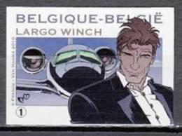 Jaar 2010 - 3994  - Largo Winch  - Ongetand/non Dentelé/unperforated - Belgique