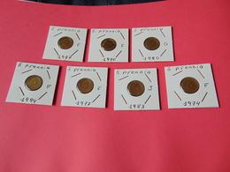 5 Pfennig Alemania Federal - [ 7] 1949-… : RFA - Rep. Fed. Alemana