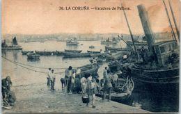 ESPAGNE --  La CORUNA --  Varadero De Pallosa - La Coruña