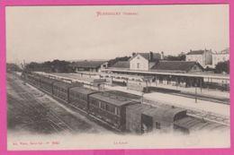 88 - MIRECOURT , La Gare - Mirecourt