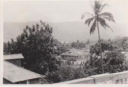 Haiti,léogane,prés De Port Au Prince,vue Des Terres,bananiers,caraibes   Rare - Haïti