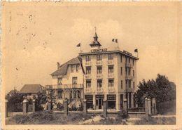 BELGIQUE - OOSTDUINKERKE Plage - Hôtel Restaurant L'ERMITAGE - Oostduinkerke