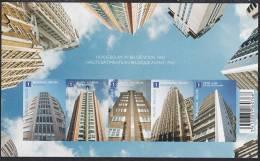 Jaar 2010 - Bl 183  - Hoogbouw / Hauts Bâtiments - Met Nr /avec Nr - Ongetand/non Dentelé/unperforated - Belgique