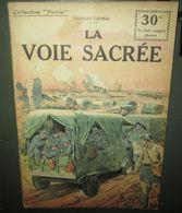 "Fascicule WW1 ""Patrie"" - Documents"