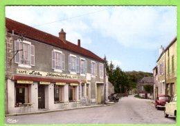 89 ASQUINS - Café Des Hirondelles - Autres Communes