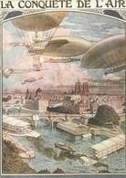Ardéche : ANNONAY : La Conquéte De L'air, 210 Ans D'aérostation 1783-1993 Cpm - Annonay