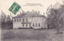 Saint Loup Sur Sémouse (70) - Le Château - Autres Communes