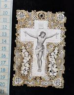 Chromo Image Pieuse Canivet Jesus Crucifié - Imágenes Religiosas