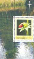 5278  Bête à Bon Dieu, Timbre Personnalisé D'Autriche - Ladybeetle: Personalized Stamp From Austria. Ladybug Coccinelle - Sonstige