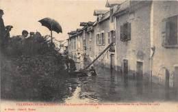 12 - AVEYRON  / 12797 - Villefranche De Rouergue - Rue Lapeyrade - Sauvetage Des Habitants - France
