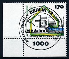 RFA - Fédération Des électrotechniciens YT 1480 Obl. / Bund -  Verband Deutscher Elektrotechniker Mi.Nr. 1648 Gest. - BRD