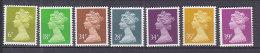 PGL BA0696 - GRANDE BRETAGNE Yv N°1561/67 ** MACHINS - 1952-.... (Elizabeth II)