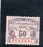 SENEGAL 1906 SANS GOMME - Sénégal (1887-1944)