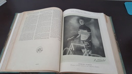 Livre Très Sport Année Complète 1921 - Autres
