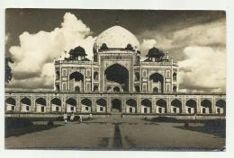 NEW DELHI - HUMAYUN TOMB  - VIAGGIATA FP - India
