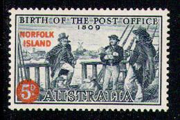NORFOLK ISLAND 1959 - Set MH* - Norfolkinsel