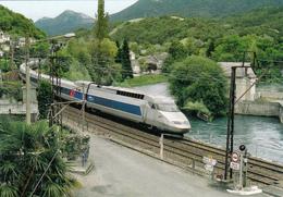TGV Longeant Le Gave - Francia