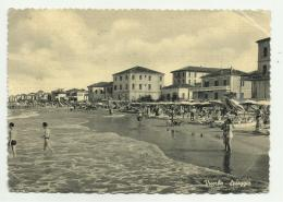 VISERBA - SPIAGGIA - VIAGGIATA FG - Rimini