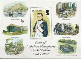 Saint Helena 2016, Napoleon Bonaparte (MNH, **) - Saint Helena Island