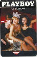 Czechoslovakia - CSFR Telecom - Playboy - 1992, SC5 SB, 120Units, 50.500ex, Used - Czechoslovakia