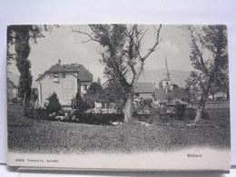 SUISSE - MOTIERS - NE Neuchâtel