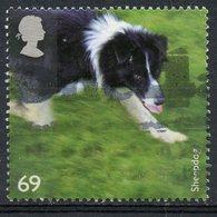 Great Britain 2008 69p Sheepdog Issue #2543 - 1952-.... (Elizabeth II)