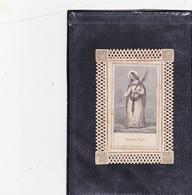 Image Pieuse 6 X 9 Canivet Sainte ZOE Religion Catholique (2 Scans) - Religion & Esotérisme