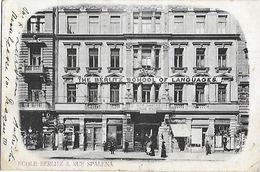C.P.A. - Ecole BERLITZ - Rue Spalena à PRAGUE - République Tchèque - 1908 - - Czech Republic