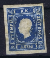 Osterreich Mi 16 MH/* Flz/ Charniere Zeitungsmarke - 1850-1918 Imperium