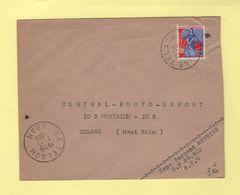 Le Telagh - Oran - 1960 - Briefe U. Dokumente