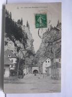 SUISSE - COL DES ROCHES (COTE SUISSE) - ANIMEE - NE Neuchâtel