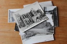 Lot De Photos Allemandes  WWI 1914 1918  Saint Quentin - 1914-18