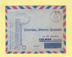 Reghaia - Alger - 1956 - Base Aerienne - Algeria (1924-1962)
