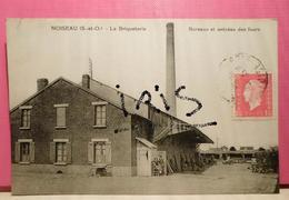 CPA-97 - NOISEAU - LA BRIQUETERIE - BUREAUX ET ENTREE DES FOURS - France