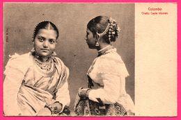 Colombo - Chetty Caste Women - Animée - Asia