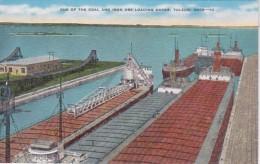 Ohio Toledo One Of The Coal And Iron Ore Loading Docks - Toledo