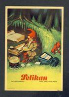 Buvard PELIKAN Num. 1926 R. Encre, Gnomes (Ref. 99696) - Blotters