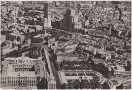 ESPAGNE,SPAIN,ESPANA,MADRID,VUE AERIENNE En 1950 - Madrid